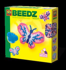 SES Creative Strijkkralen Vlinders