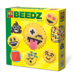 SES Creative Beedz - Iron on Beads Emoticons