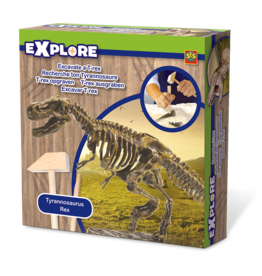 SES Creative T-rex ausgraben