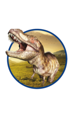 SES Creative Bikken Dino Skelet T-Rex