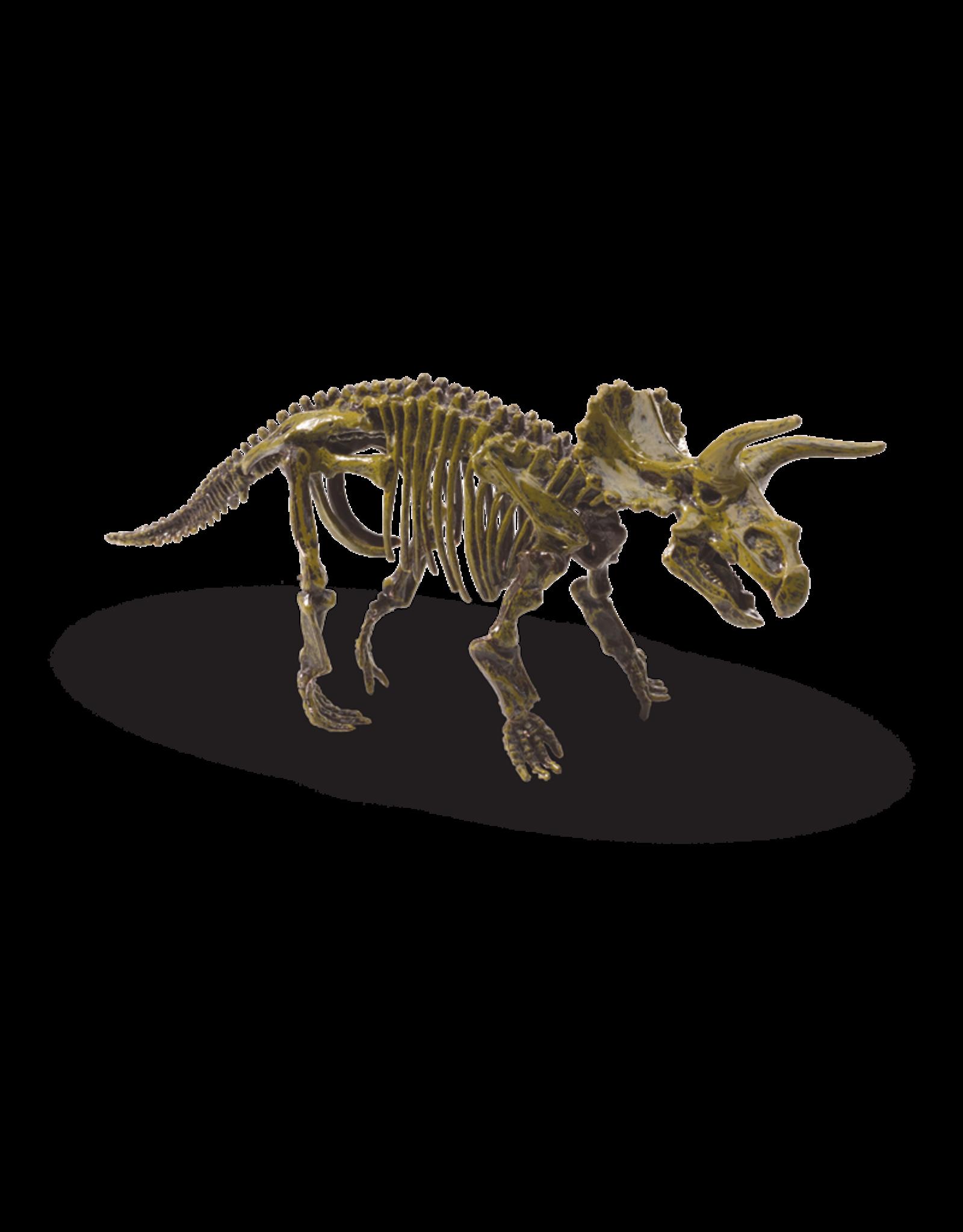 SES Creative Bikken Dino skelet Triceratops