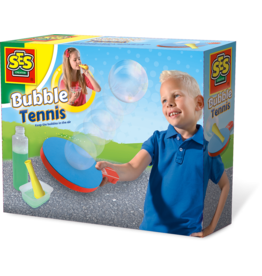 SES Creative Bubble Tennis - Keep the bubbles in the air