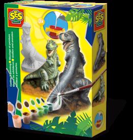 SES Creative Gießen und anmalen - T-Rex