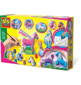 SES Creative Casting en painting - Fantasy horses