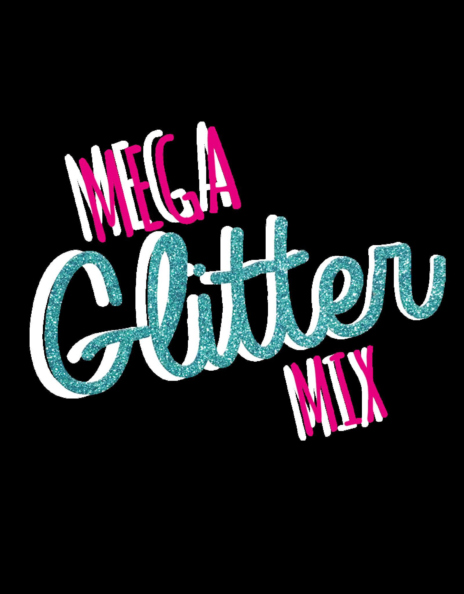 SES Creative Mega Glitter knutselset