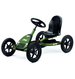 BERG BERG Jeep Junior pedal go kart