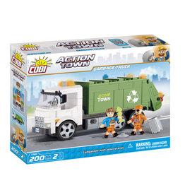 COBI COBI - Action Town 1780 - Garbage Truck