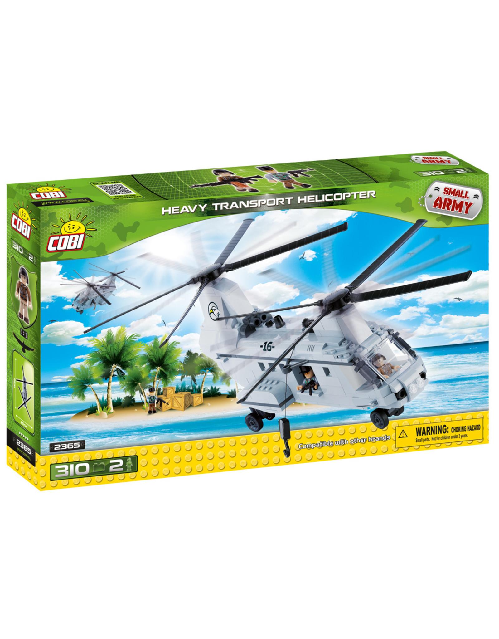 COBI COBI  2365 - Transport Helicopter