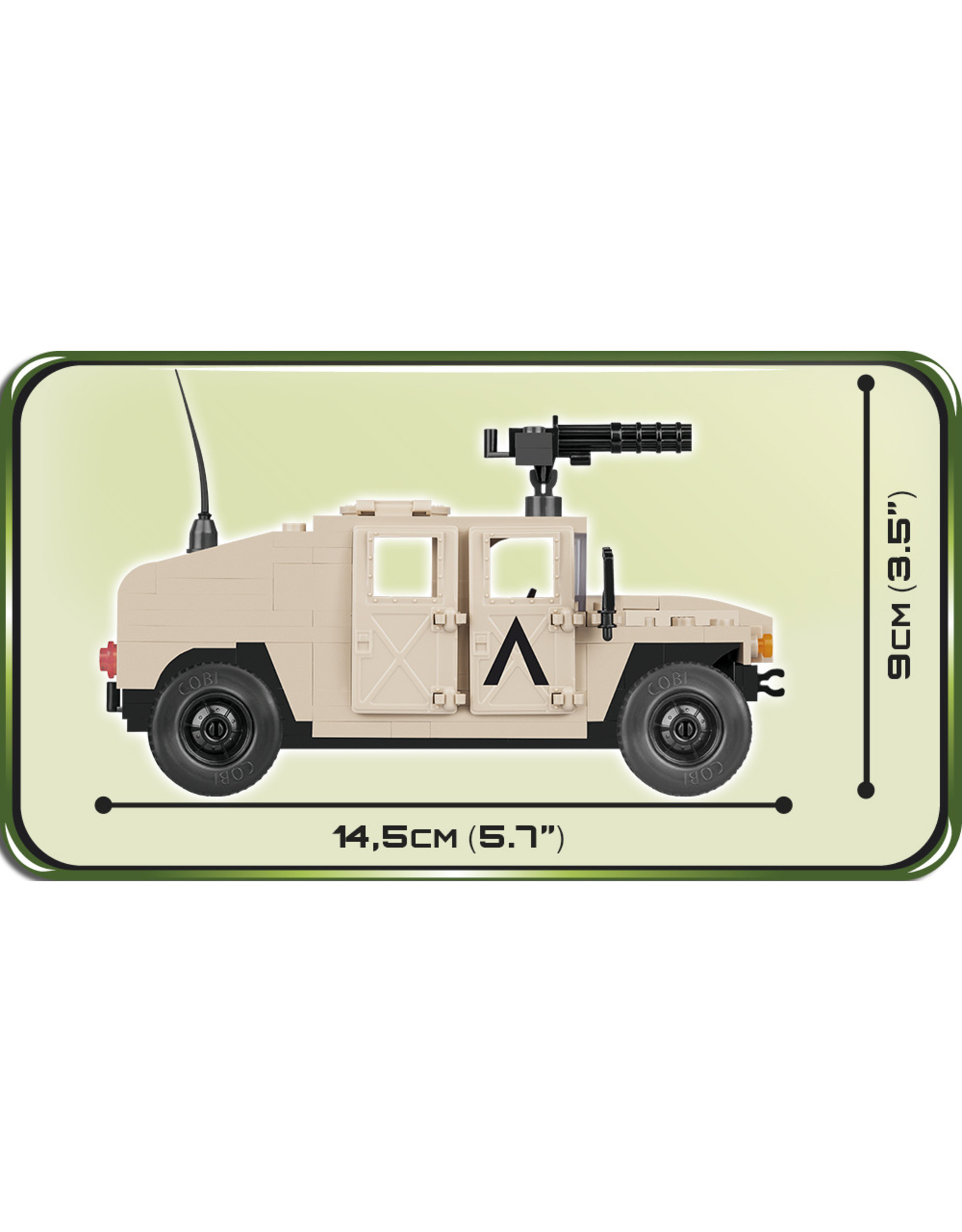 COBI COBI  24305 NATO AATV