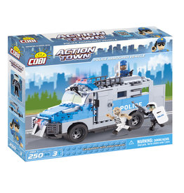 COBI COBI - Action Town 1564 - Politie Pantservoertuig