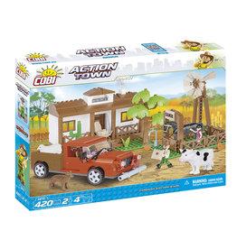 COBI COBI Action Town 1870 - Ranch
