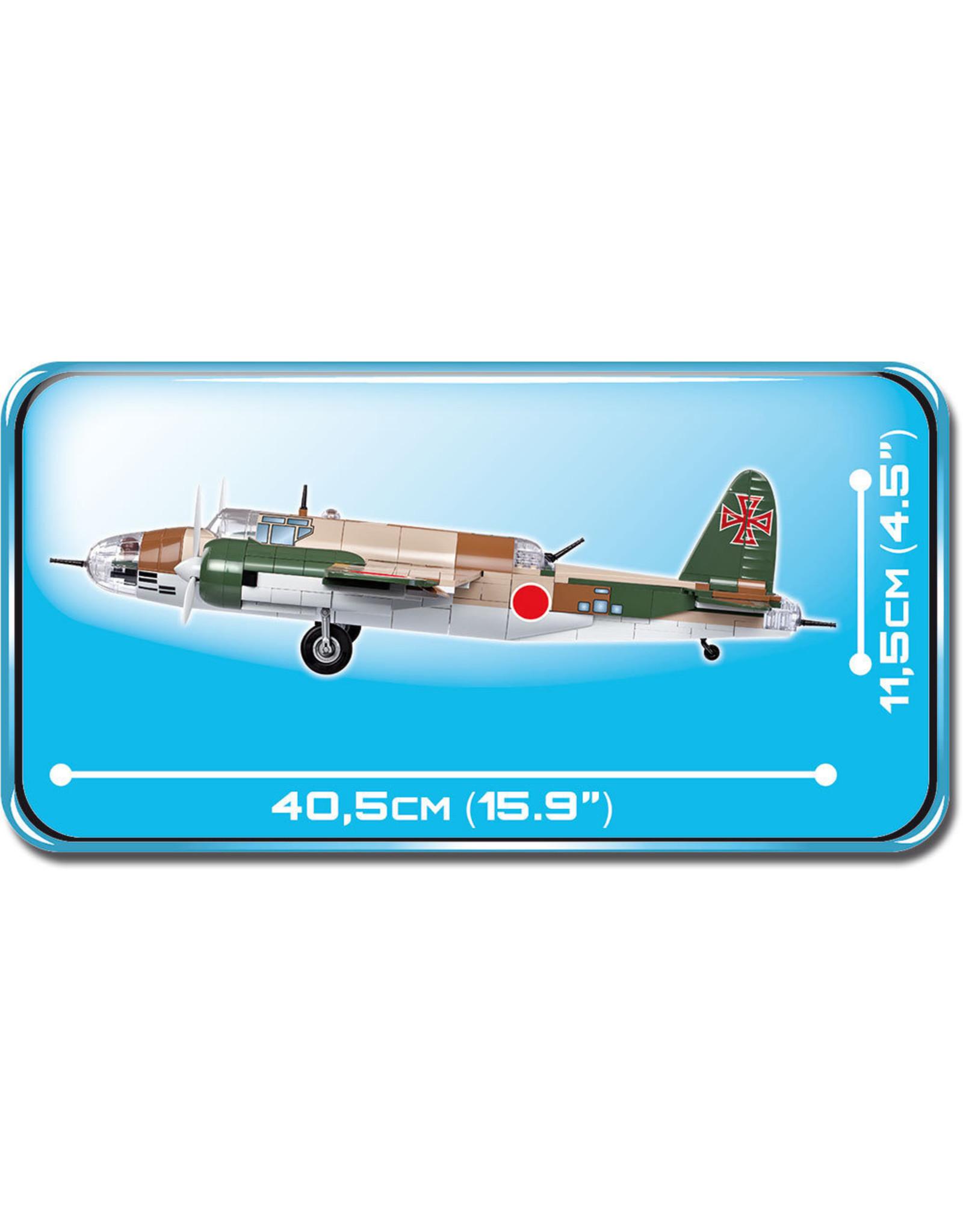 COBI COBI  WW2 5533 - Nakajima KI-49