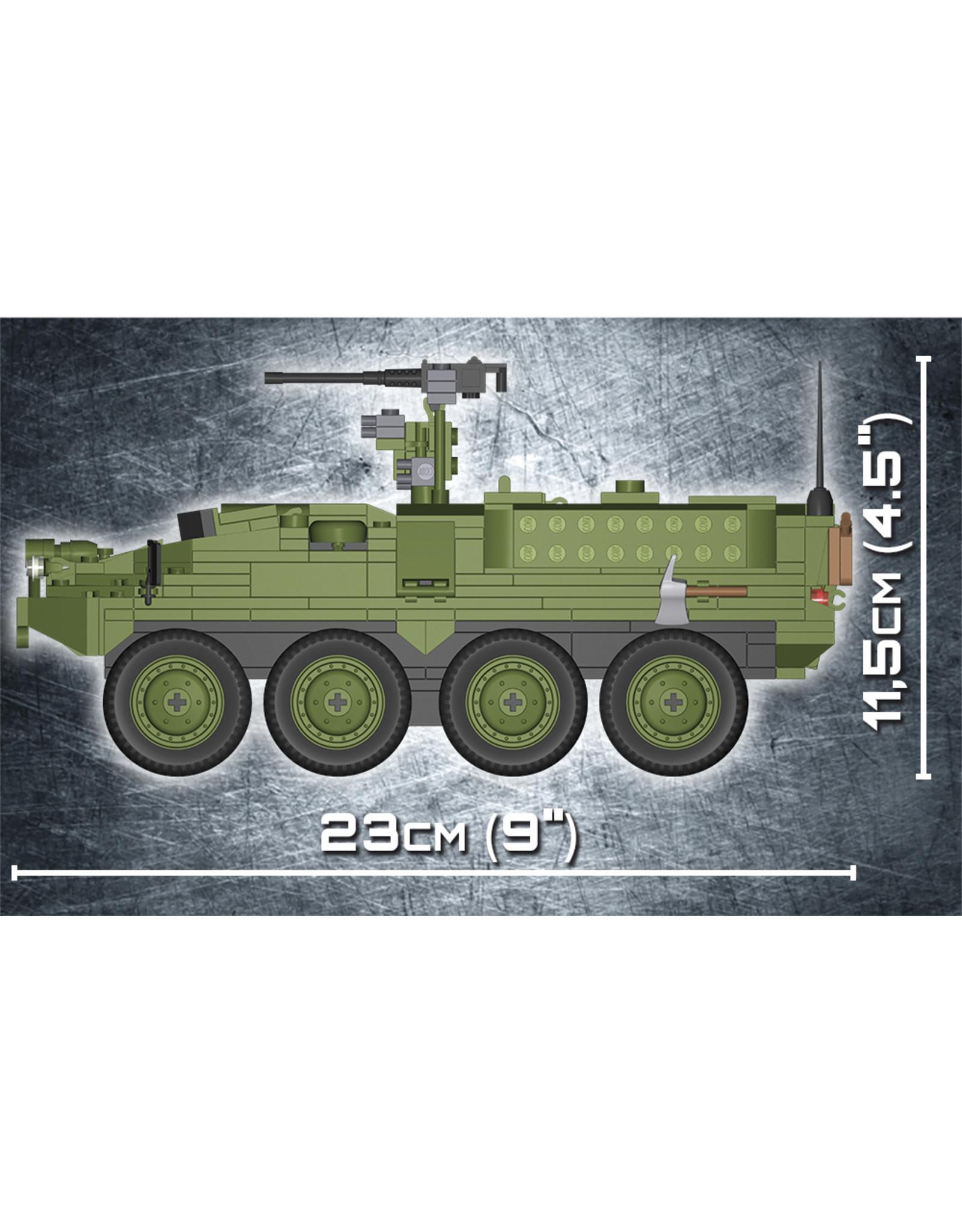 COBI COBI  2610 Stryker M1126 ICV