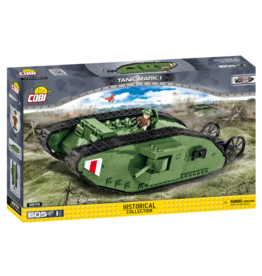 COBI COBI WW1 2972 - Tank Mark I