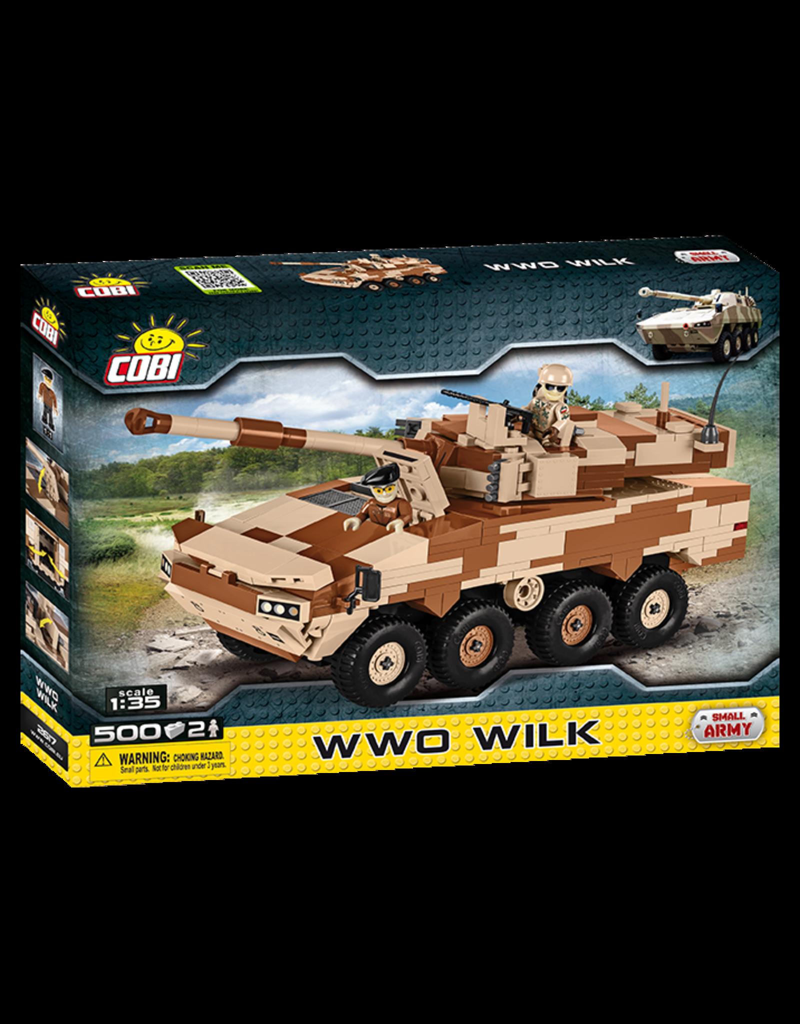 COBI COBI  2617 WWO Wilk