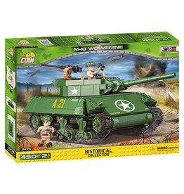 COBI COBI WW2 2475 - M-10 Tank Wolverine