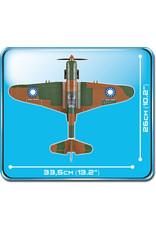 COBI COBI  WW2 5527- Curtiss P40 Tomahawk