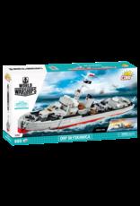 COBI COBI World of Warships 3080 ORP Blyskawica