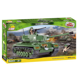 COBI COBI  WW2 2488 M46 Patton