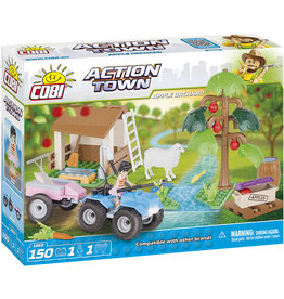 COBI COBI Action Town 1869 - Apple Orchard