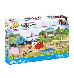 COBI COBI Action Town 1872 - Equestrian Competition