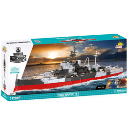 COBI COBI World of Warships 3082 HMS Warspite