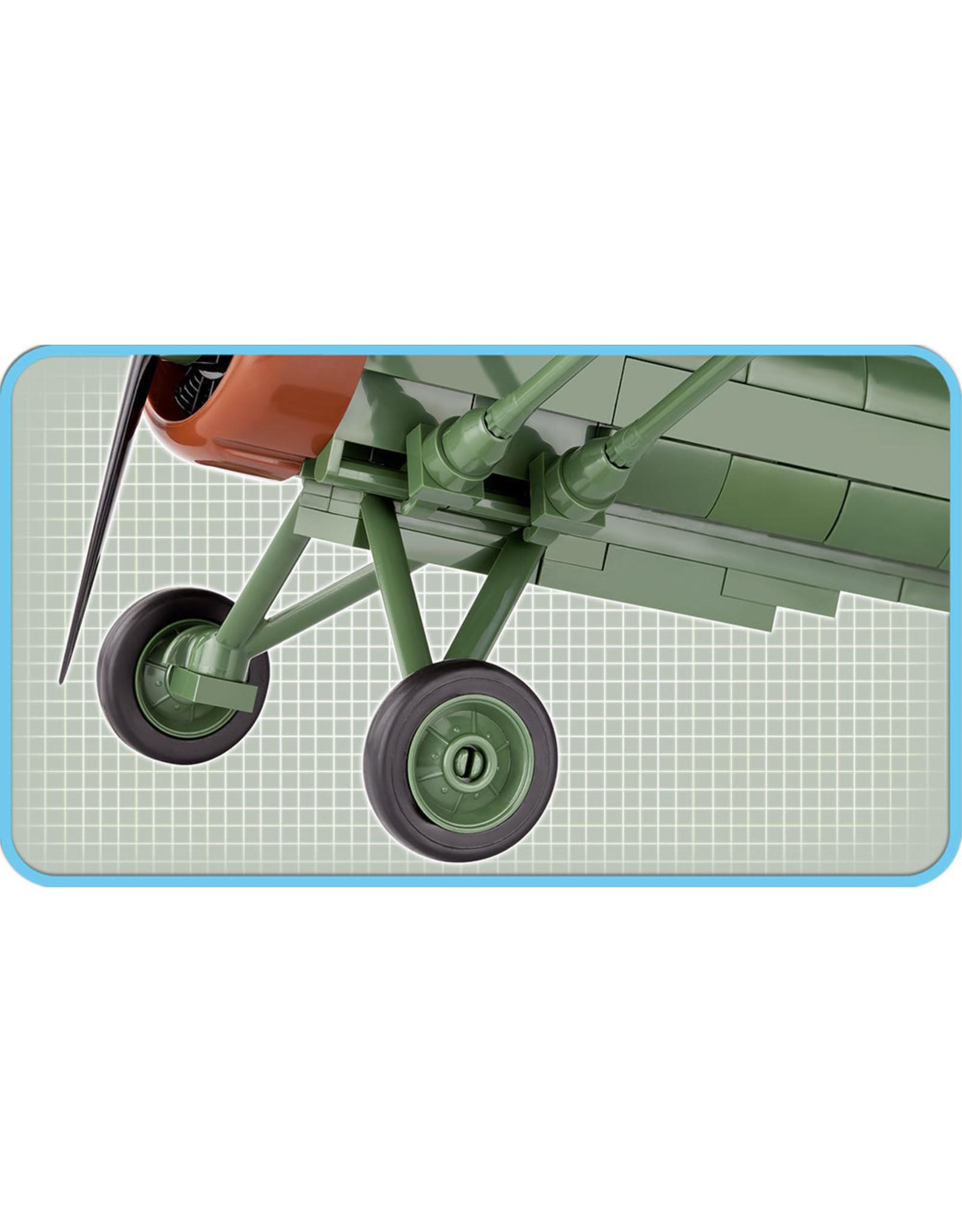 COBI COBI  WW2 5516- PZL P11C