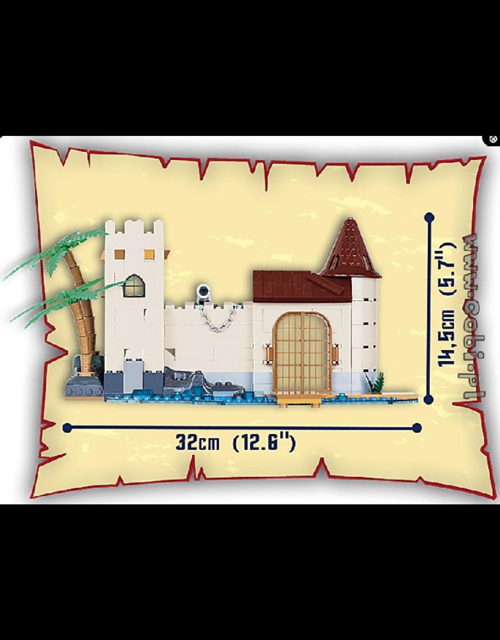 COBI COBI Pirates Fortress 6015