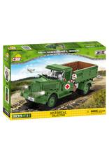 COBI COBI WW2 2455A - MB L3000 S Truck