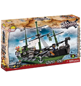 COBI COBI Pirates Ghost Ship 6017