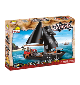 COBI COBI Pirates Corsair Schip 6020