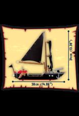 COBI COBI Pirates Corsair Schip 6020