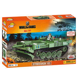 COBI COBI  World of Tanks 3023 Stridsvagn 103