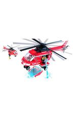 COBI COBI Action Town 1473 - Brandweerhelikopter