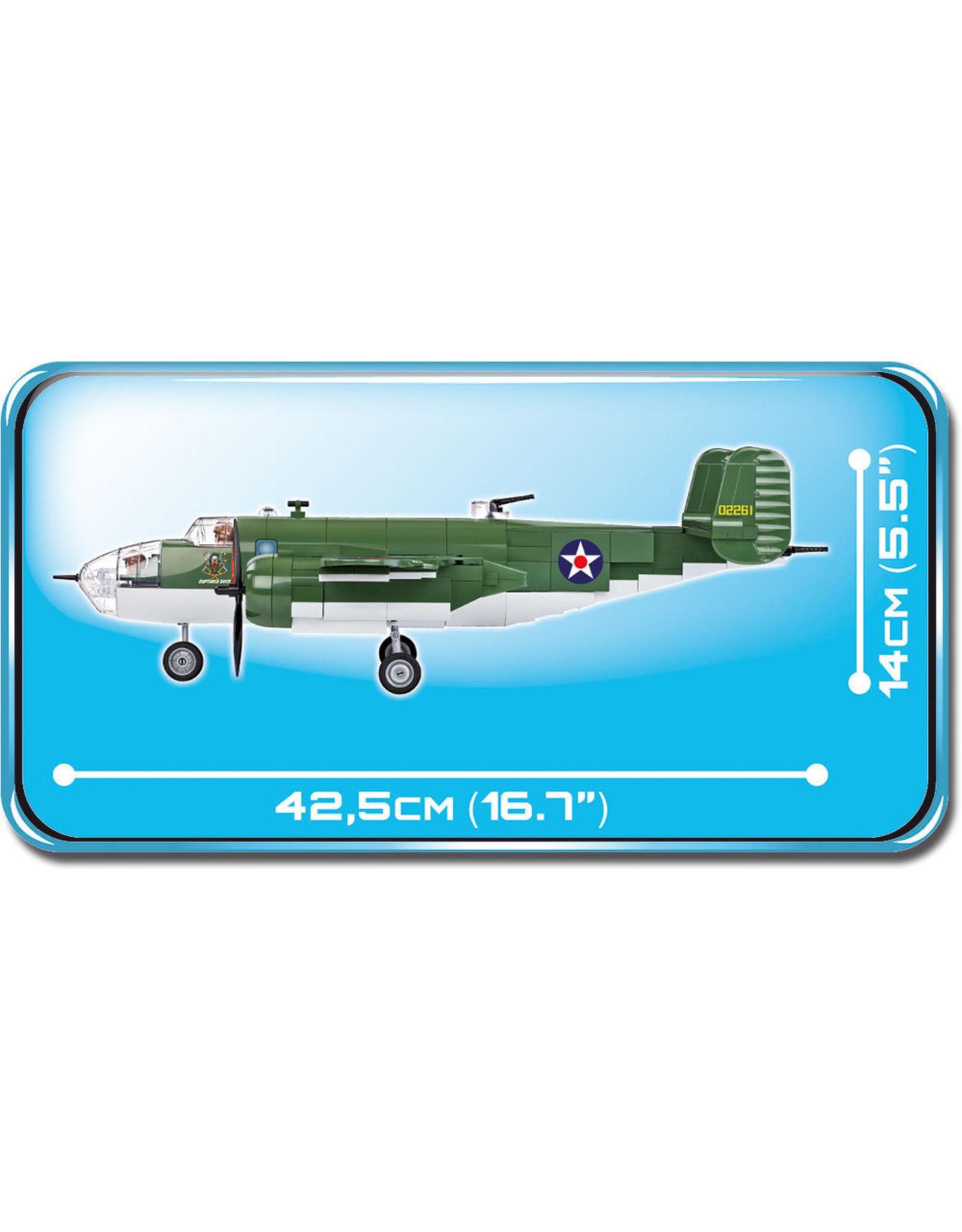 COBI COBI  WW2 5541 - B-25 Mitchell