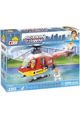 COBI COBI Action Town 1762 -Reddingshelicopter