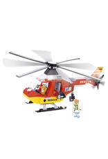 COBI COBI Action Town 1762 -Rescue Helicopter