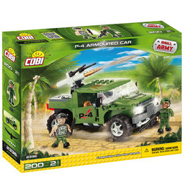 COBI COBI  2336 - P-4 Armoured Car