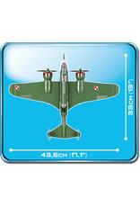 COBI COBI  WW2 5532 - PZL.37B Los