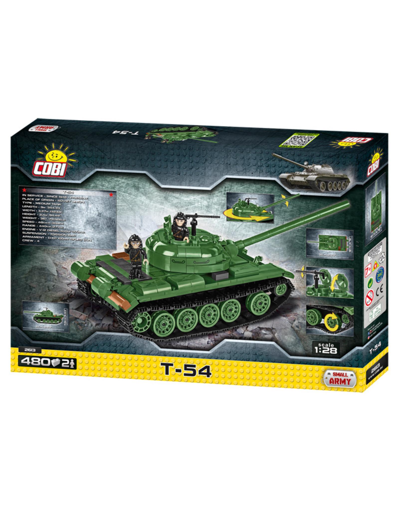 COBI COBI  2613 Tank T54