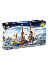 COBI COBI Pilgrim Schip Mayflower 21077