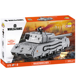 COBI COBI World of Tanks 3032 Mauerbrecher