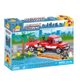 COBI COBI - Action Town 1463 - Fire Rescue