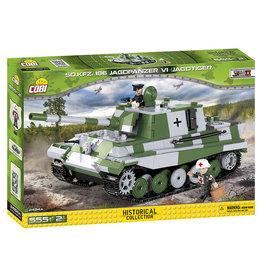 COBI COBI  WW2 2484A - Sd.Kfz.186 Jagdpanzer VI Jagdtiger