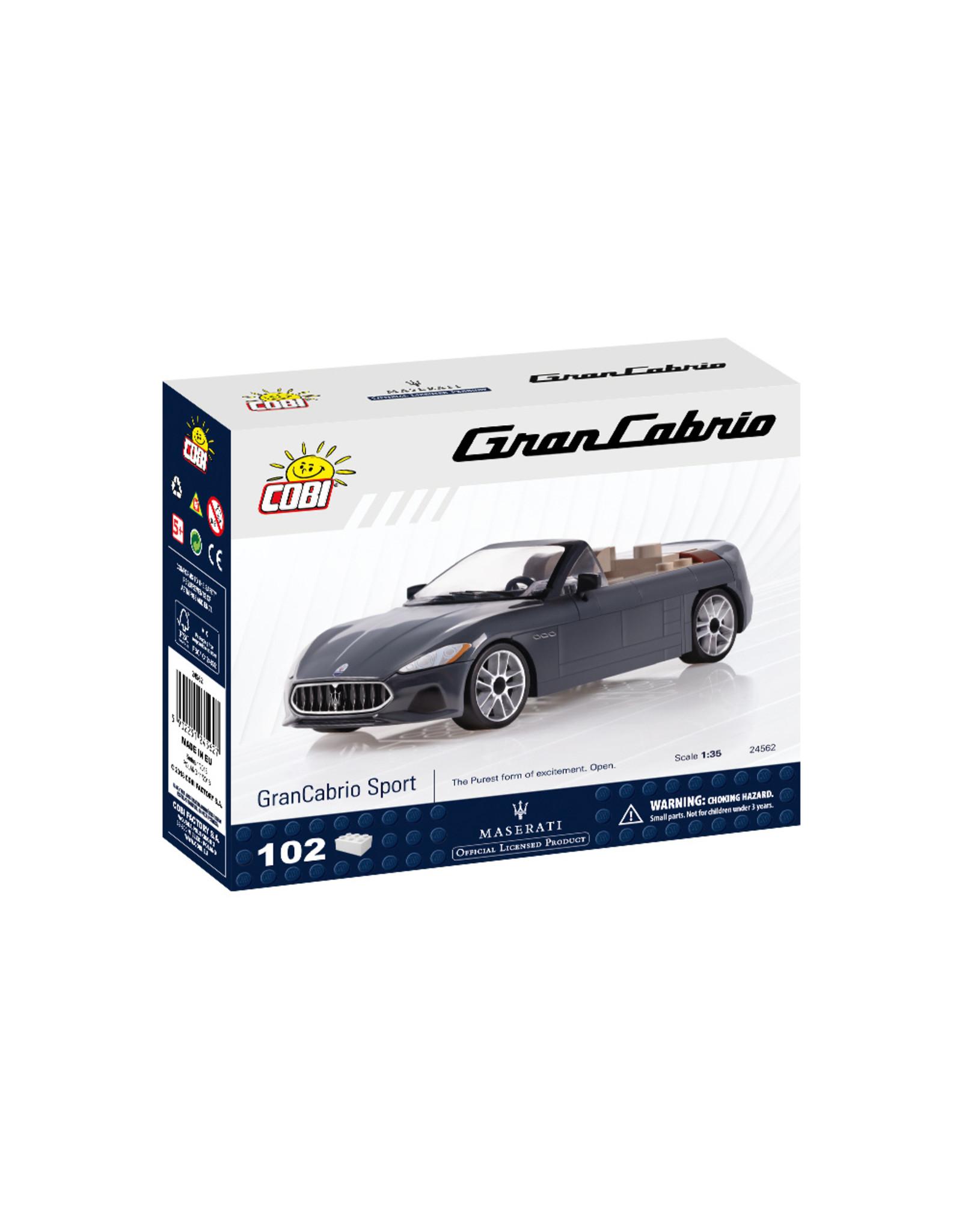 COBI COBI - Maseratie 24562 - GranCabrio Sport
