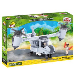 COBI COBI  2360 - Vertical Take Off Plane