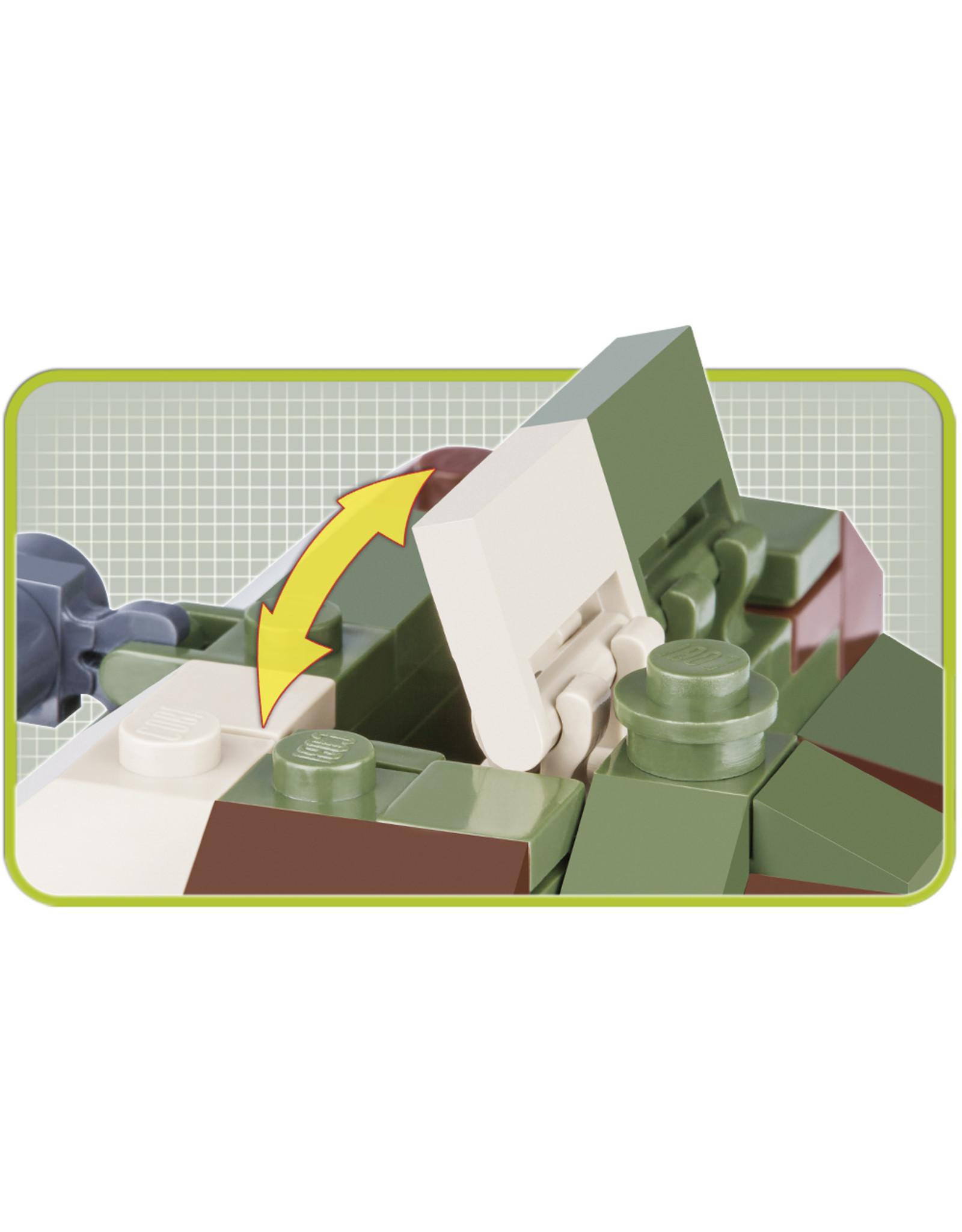 COBI COBI  WW2 2383 - TKS Tankette