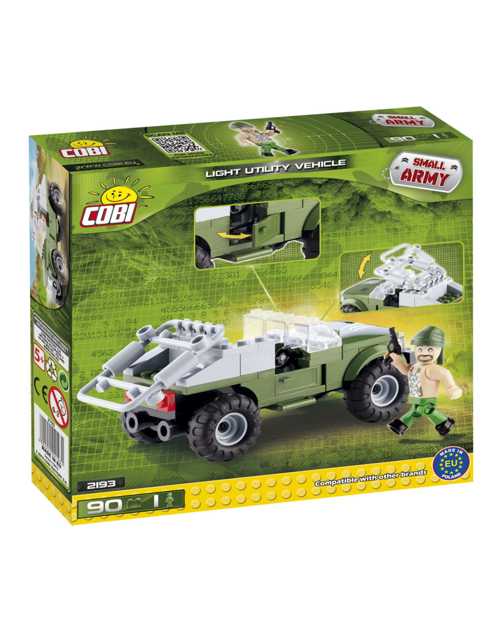 COBI COBI  2193 - Light Utility Vehicle