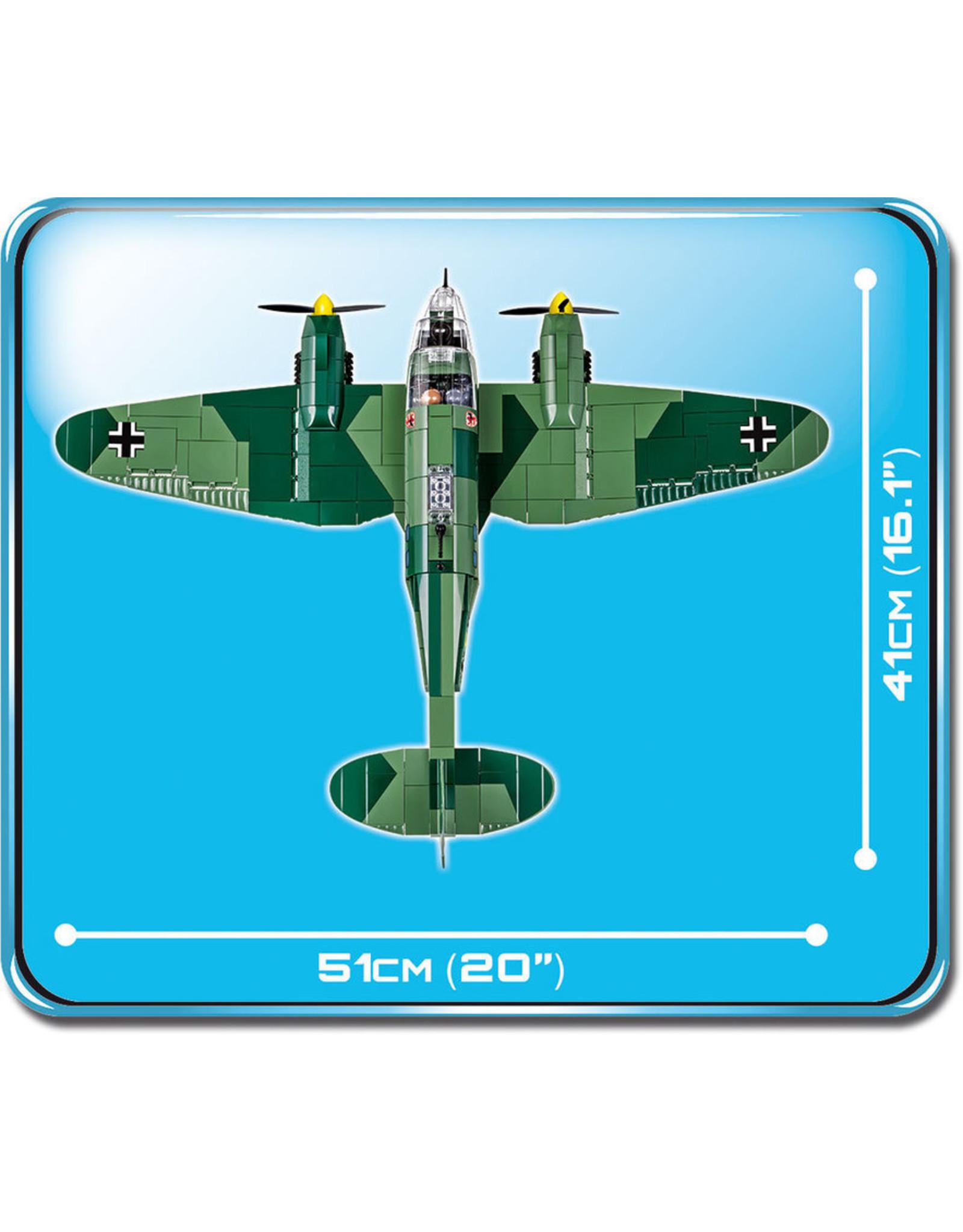 COBI COBI  WW2 5534 - Heinkel HE111 P4