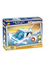 COBI COBI Pinguine 26203-N.W Elite Taskforce Kampfjet